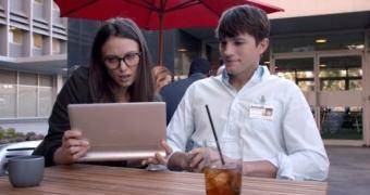 Ashton Kutcher é o novo engenheiro de produtos da Lenovo, e isso faz sentido