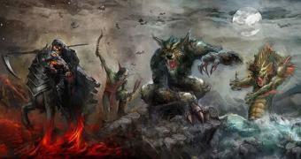 Um suspeito Kickstarter não autorizado do Ghosts 'N Goblins