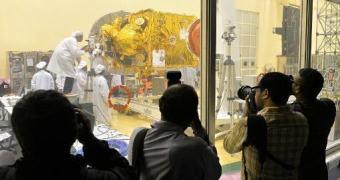 Índia conta os minutos para lançar satélite rumo a Marte