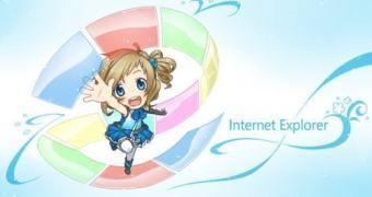 Microsoft apresenta Inori Aizawa, a mascote oficial do Internet Explorer