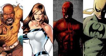 Agora sim! Marvel e Netflix assinam acordo para produzir séries de vários super-heróis