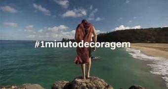 1 minuto de coragem: Grandes mudanças partem de pequenas decisões
