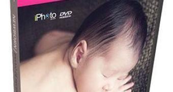 DVD Newborn – ensaios de recém nascidos de Erika Muniz