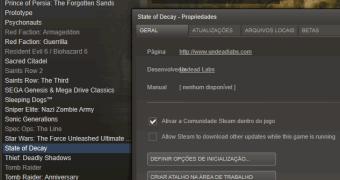Steam agora permite download enquanto estivermos jogando