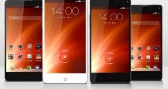 ZTE apresenta Nubia Z5S e ZS5 Mini, smartphones top de linha com preços competitivos