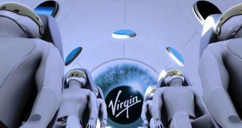 Virgin Galactic agora aceita Bitcoins como forma de pagamento de suas viagens espaciais