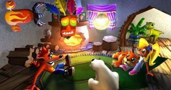 Activision espera ressuscitar série Crash Bandicoot