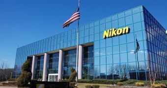 Nikon caindo na bolsa de valores de Tóquio