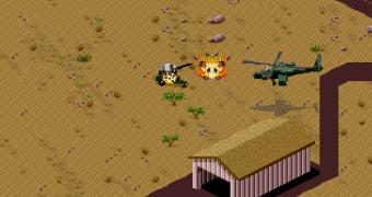 EA registra marca Desert Strike