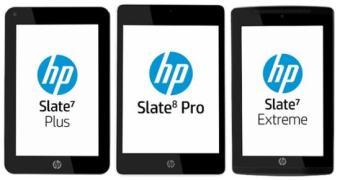 HP expande linha Slate com três novos modelos equipados com chips Tegra