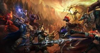 Riot proíbe que jogadores profissionais façam streaming de outros jogos
