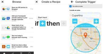 Aplicativo do IFTTT para o iPhone pode agora realizar ações baseadas na geo-localização