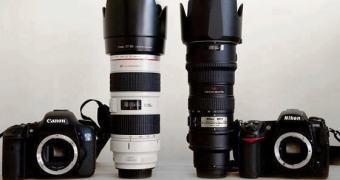 Fotógrafos profissionais poderão importar até R$ 50 mil sem pagar impostos
