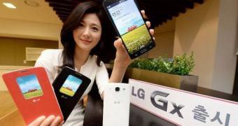 LG GX, um Optimus G Pro repaginado é anunciado na Coreia do Sul