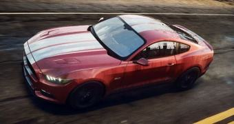 DLC gratuito adiciona novo Mustang ao Need for Speed Rivals