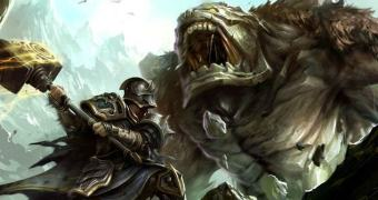 Fracassa leilão do Kingdoms of Amalur