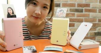 LG apresenta Pocket Photo 2, segunda versão de sua impressora fotográfica de bolso