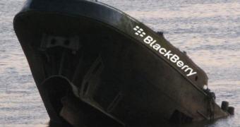 """Tente não rir: CEO da BlackBerry diz que empresa está """"bem posicionada"""" para o futuro"""