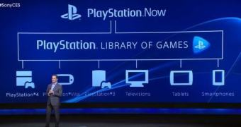CES 2014: Sony revela PlayStation Now, serviço de streaming de games