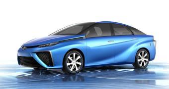 Toyota jura que em 2015 venderá carro a hidrogênio