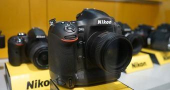 Nikon D4s HD SLR – em breve