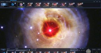Microsoft atualiza Worldwide Telescope