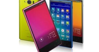 Sharp Aquos mini SHL24, um smartphone de 4,5 polegadas com display IGZO Full HD