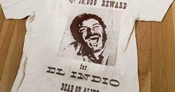 Bandido compartilha o próprio cartaz de procurado no Facebook. Adivinha o que aconteceu?