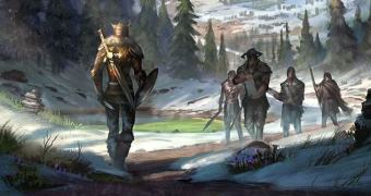 The Elder Scrolls Online para PS4 não exigirá assinatura da PS Plus