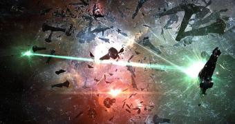 Eve Online registra maior batalha de sua história