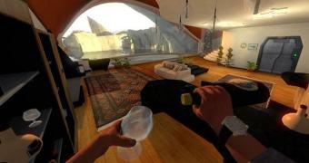 Loading Human, um adventure para ser jogado com o Oculus Rift