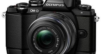 Olympus OM-D E-M10 – menor e mais barata