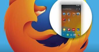 Mozilla apresenta Home Screen adaptativa do Android construída com o Firefox