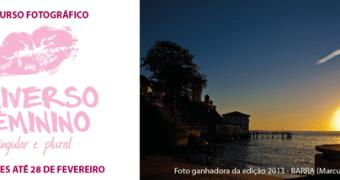 """Concurso Fotográfico """"Universo Feminino – Singular e Plural"""""""