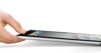 E o iPad 2 subiu no telhado…