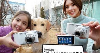 Galaxy Camera 2, nova câmera com Android é lançada na Coreia do Sul
