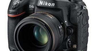 Nikon D4s – rápida e com menos ruído