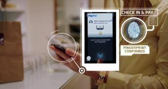 MWC 2014: use o Galaxy S5 para pagar suas contas no PayPal