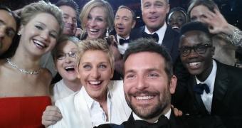 Considerações sobre a selfie da Ellen, Samsung, iPhone, Oscar e o Twitter