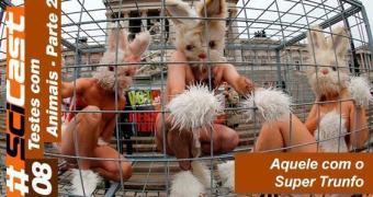 SciCast 008 – Testes com Animais (Parte 2)