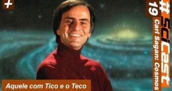 SciCast 019 – Carl Sagan: COSMOS