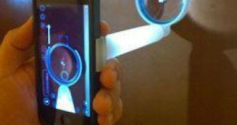 EyeGo, um kit barato para iPhone capaz de realizar exames de vista