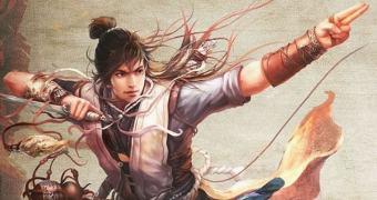 Swordsman, um MMO que terá as artes marciais como tema