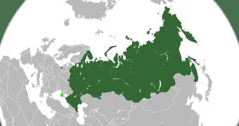 NatGeo sai na frente da Wikipedia e já incorpora a Crimeia ao território russo