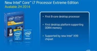 Intel anuncia linha Haswell-E, processadores octa-core com suporte a DDR4