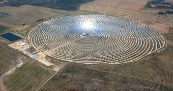 Outro dia outro problema de energia alternativa — mas essa é perdoável