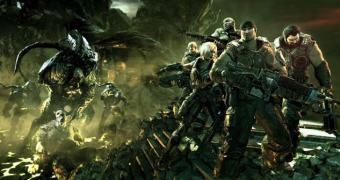 Epic Games planejava colocar a série Gears of War na geladeira