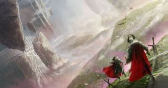 Shards Online, o MMO que será comandado pelos jogadores