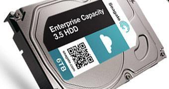 Pode vir, Pr0n em 4K: Seagate anuncia HD de 6 TB