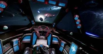 Star Citizen parece ser o simulador espacial que tanto esperávamos